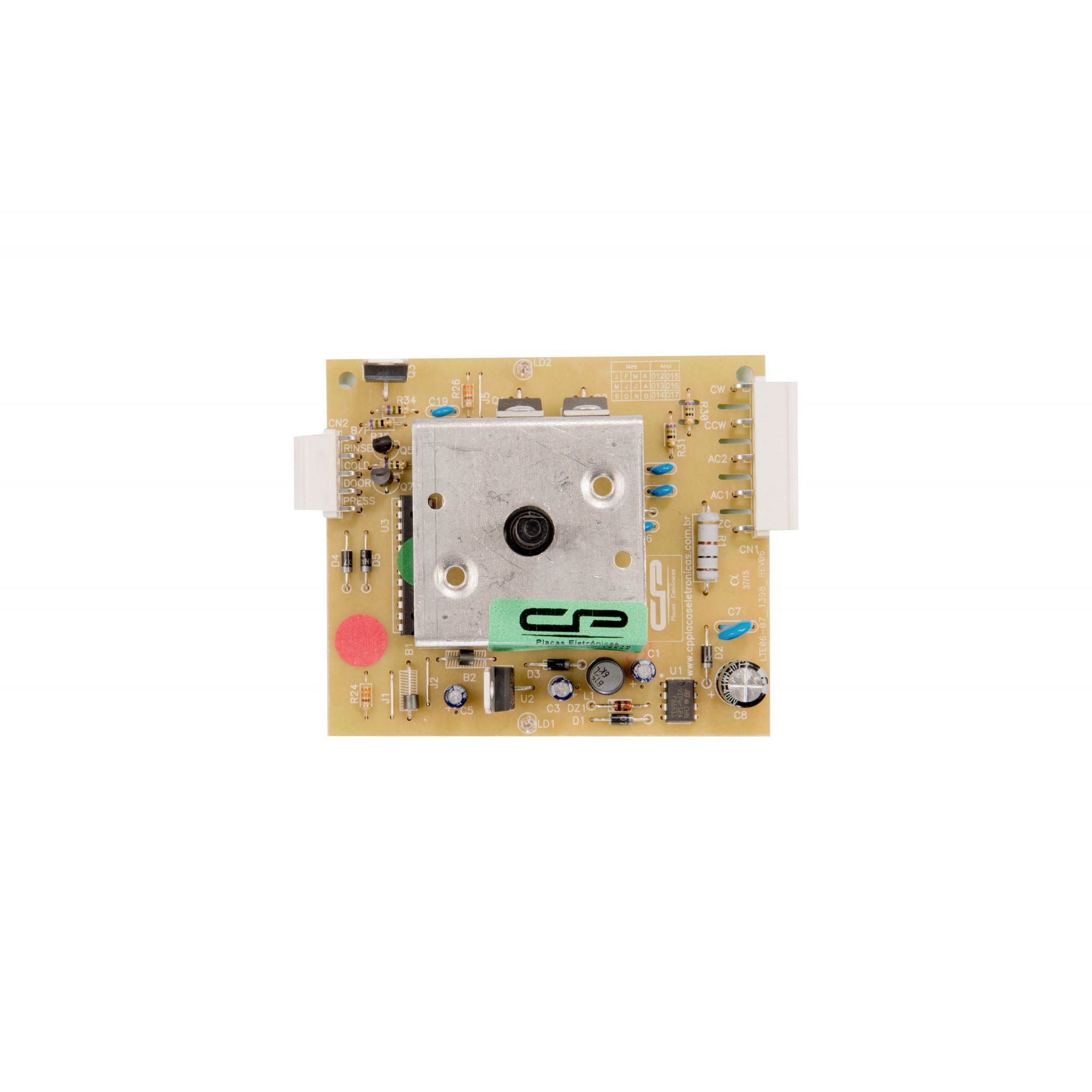 Placa Lavadora LTE07 Bivolt (CP1238)