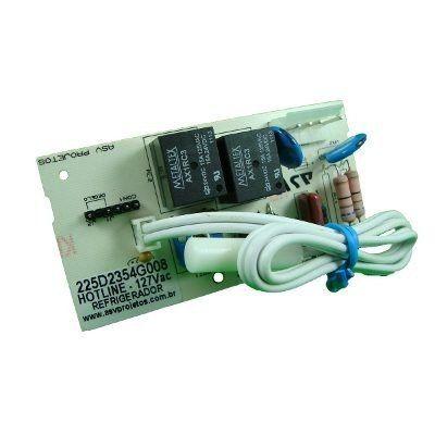 Placa Mabe (Hot- Line) C/ Sensor 220v Código: 225D2354G015 (225D2354G017)
