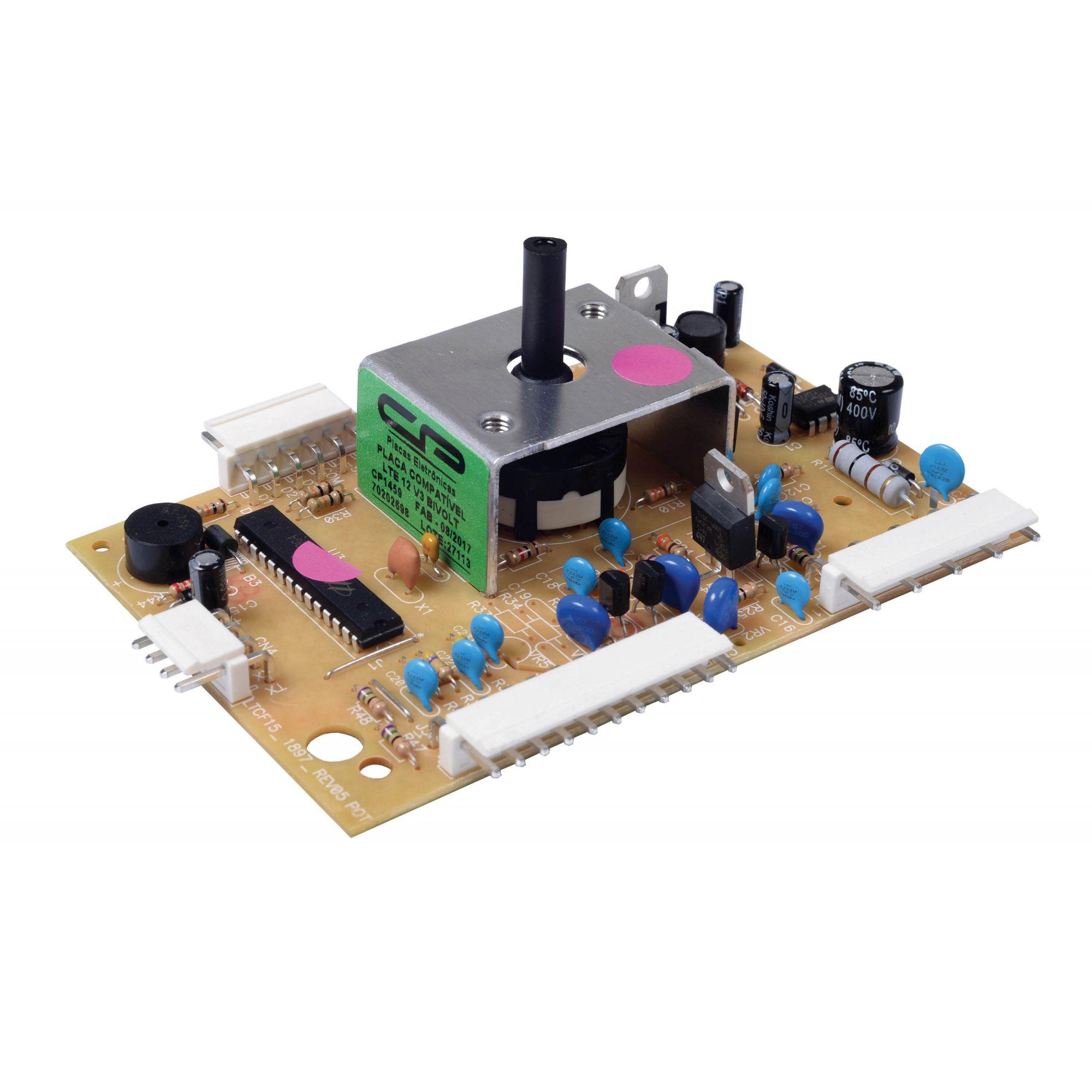 Placa Potência LTE12 Versão3 Bivolt (CP1459)