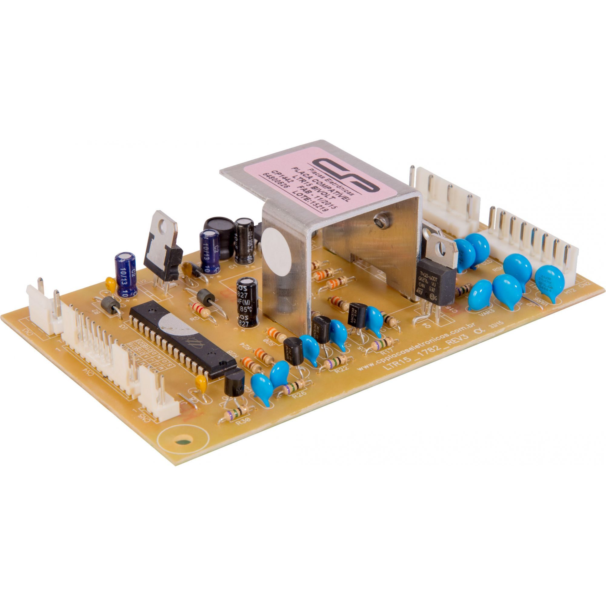 Placa Eletrônica Lavadora Electrolux Ltr15 Bivolt Cp