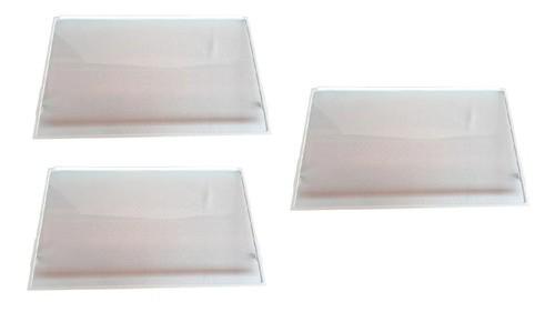 Prateleira Vidro Refrigerador Bosch Kdn42 Kdn46 Ksu - 3uni
