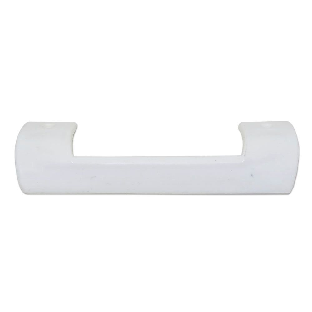Puxador Horizontal Branco Refrigerador Rsv35/42/46/Rsu39/Rsg33/38 Código 492468
