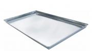 Assadeiras Forma Pão Doce Alumínio Liso 58x70 Kit 10 Unidade