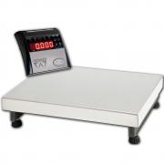 Balança Industrial Dpb300 50x50 Capacidade 300kg/100g Plataforma Inox (bateria) Bivolt - Ramuza
