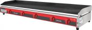 Chapa a Gás Metalcubas c/ 5 Queimadores 150X52 Chapa 9,52 MM - CBG 1500 Pro