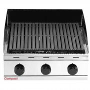 Char Broiler Picanheira a Gás 63X63 Compact - Ch600F