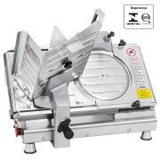 Cortador de Frios Lâmina 250MM Bermar em Aço Inox - BM 17 NR PF BIVOLT