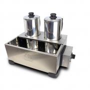 Esterilizador Marchesoni com 2 Bules em Inox - Es1291/292