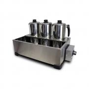 Esterilizador Marchesoni com 3 Bules em INOX - ES1391/392