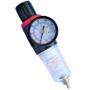 Filtro Regulador De Ar Para Compressor 1/4 Intech