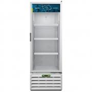 Geladeira Refrigerador Expositor Vertical 406L Porta Vidro VB40RL Branco R290 - Metalfrio