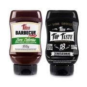 Kit Lanche Churrasco Barbecue Picante e Top Taste Mrs Taste