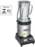 Liquidificador Triturador Industrial 2 Litros Motor 1/2 Hp com Sensor na Tampa Bermar - BM30NR S