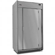 Mini Câmara Para Carnes Refrigeradora Para Açougue Inox 1300 Litros 1 Porta - Frilux