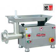 Moedor de Carne Bermar c/ 3 HP 700 KG/H Boca 98 - BM80NR
