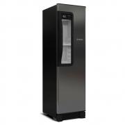 Refrigerador Expositor Vertical Visa Cooler Cervejeira Beer Maxx Inox VN28TP 324 Litros - Metalfrio
