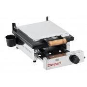 Chapa Sanduicheira Prensa Gás Glp 1 Queimador Baixa Pressão Sg30 Cold Compact