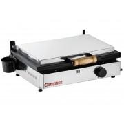 Chapa Sanduicheira Prensa Gás Glp 1 Queimador Baixa Pressão Sg45 Cold Compact