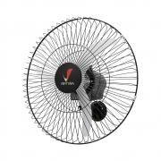 Ventilador Oscilante de Parede Ventura Preto 3 Pás 60 Cm Bivolt - Venti Delta