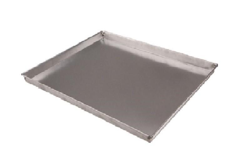 Assadeira Alumínio Cônica Liso Pão Doce 58 X 70 X 3,5 - Innal  - Carmel Equipamentos