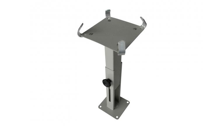 Balcão Fiscal c/ Suporte Metálico para Monitor INNAL - BF10G  - Carmel Equipamentos