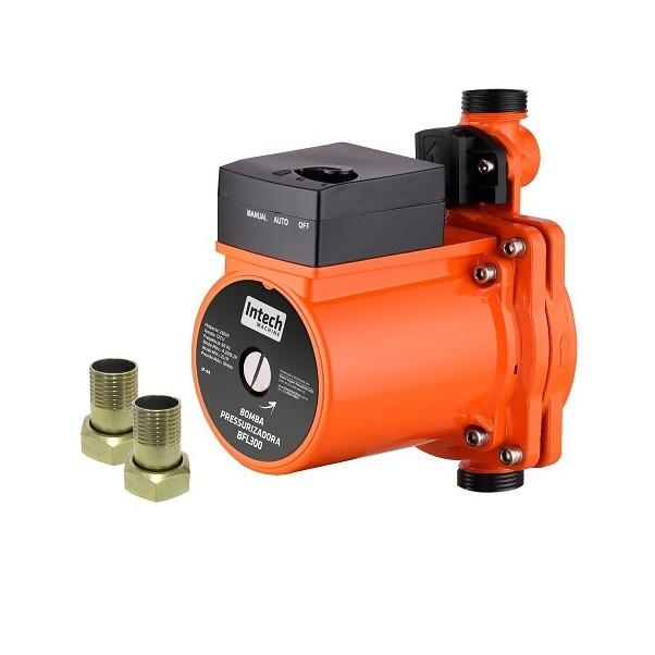 Bomba Água Pressurizadora Bfl300 Intech Machine  - Carmel Equipamentos