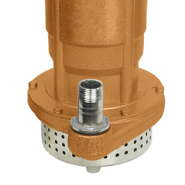 Bomba Submersível Para Água Suja BST500 - Intech Machine  - Carmel Equipamentos