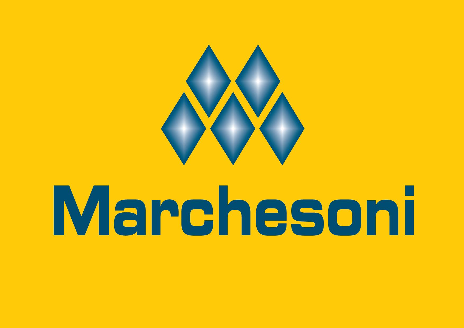 Chapa a Gás Marchesoni com 4 Queimadores - Modelo CH.1.014  - Carmel Equipamentos