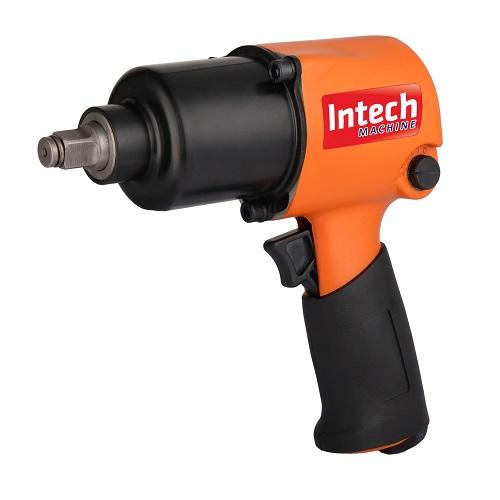 Chave de Impacto Pneumática Intech Machine PN800 5 Velocidades 57 Kgfm  - Carmel Equipamentos