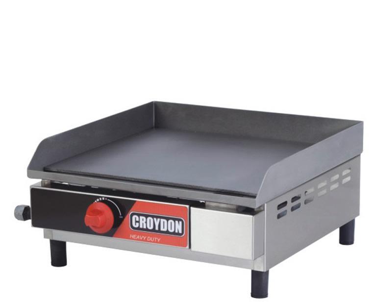 Churrasqueira Gás Queimador Gaveta FC04 Croydon  - Carmel Equipamentos