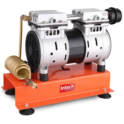Compressor de Ar Intech Machine CP05 – 1HP  - Carmel Equipamentos