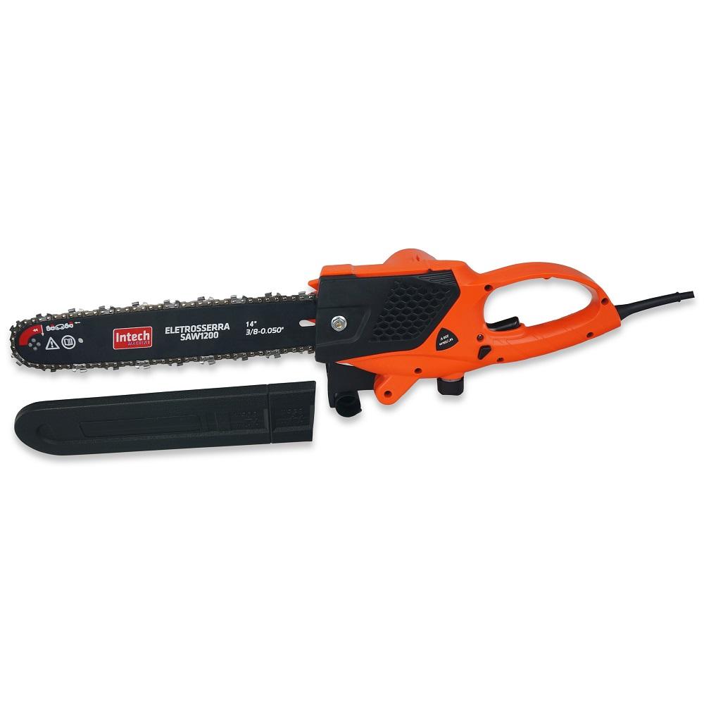 Eletrosserra Saw1200 Potência 1200W - Intech Machine  - Carmel Equipamentos