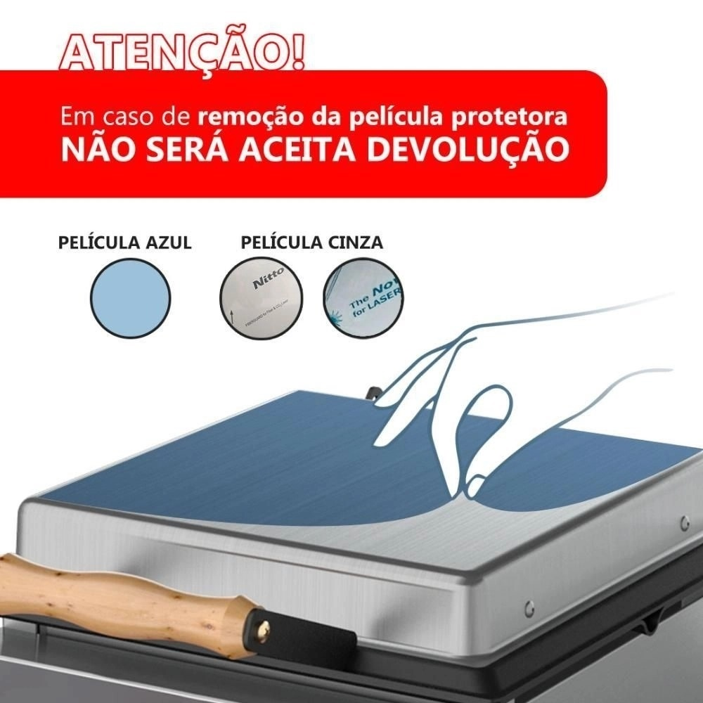 Estufa Vidro Curvo 2 Bandejas Em Linha Luxo - Supritecs  - Carmel Equipamentos
