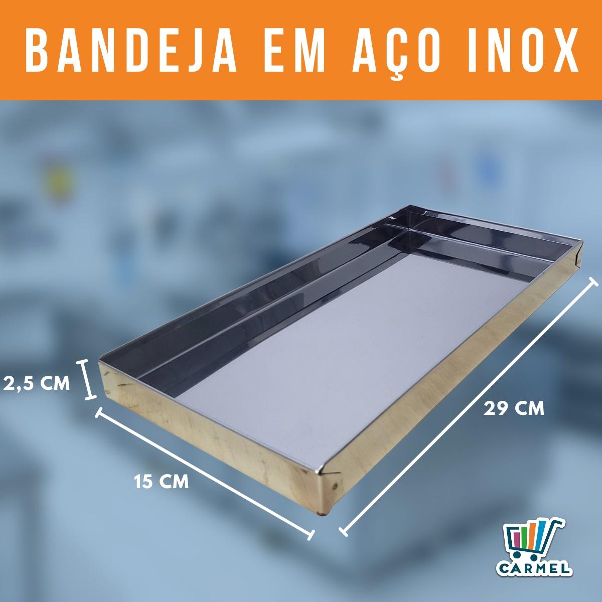 Estufa Vidro Curvo 3 Bandejas Em Linha Luxo - Supritecs  - Carmel Equipamentos
