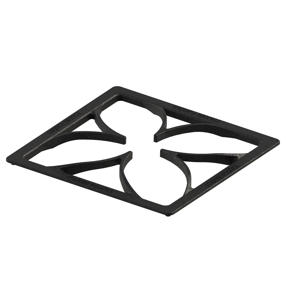 Fogão Industrial a Gás com 3 Bocas Itajobi Fogões Perfil 7 - Linha Ativo  - Carmel Equipamentos