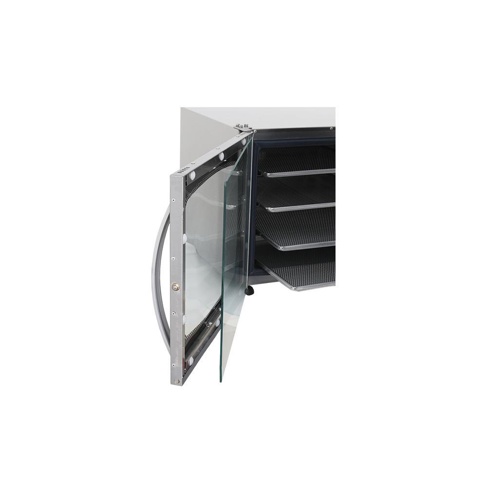 Forno Gratinador Convector Piccolo Com Vapor Elétrico 220V Turbo 4 Esteiras FC4EMV - Venâncio  - Carmel Equipamentos