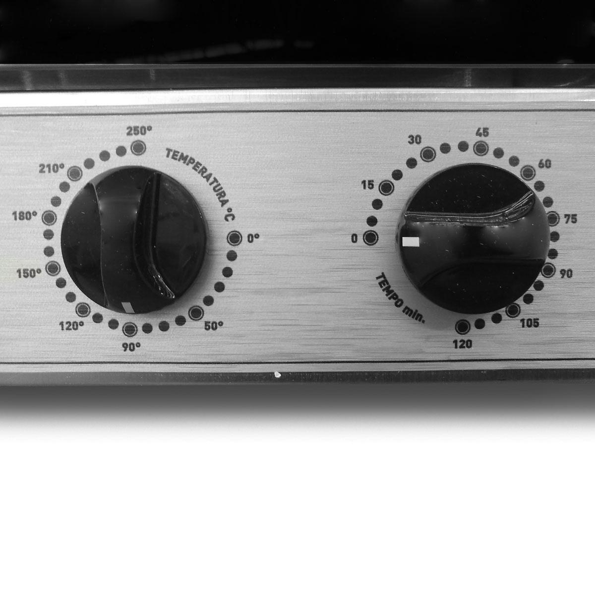 Forno Turbo Elétrico Prp-004 G2 Assador de Alimentos Fast Oven - Progás  - Carmel Equipamentos