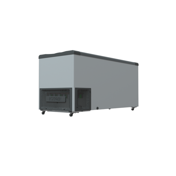 Freezer Horizontal 2 Portas Vidro 491 Litros Nextgen Supra NF55S Branco - Metalfrio  - Carmel Equipamentos