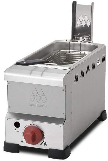 Fritadeira a Gás Marchesoni 4 litros - Ft4408  - Carmel Equipamentos