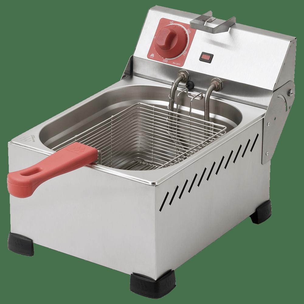 Fritadeira Elétrica Marchesoni 6 litros - FT.1.601/602  - Carmel Equipamentos