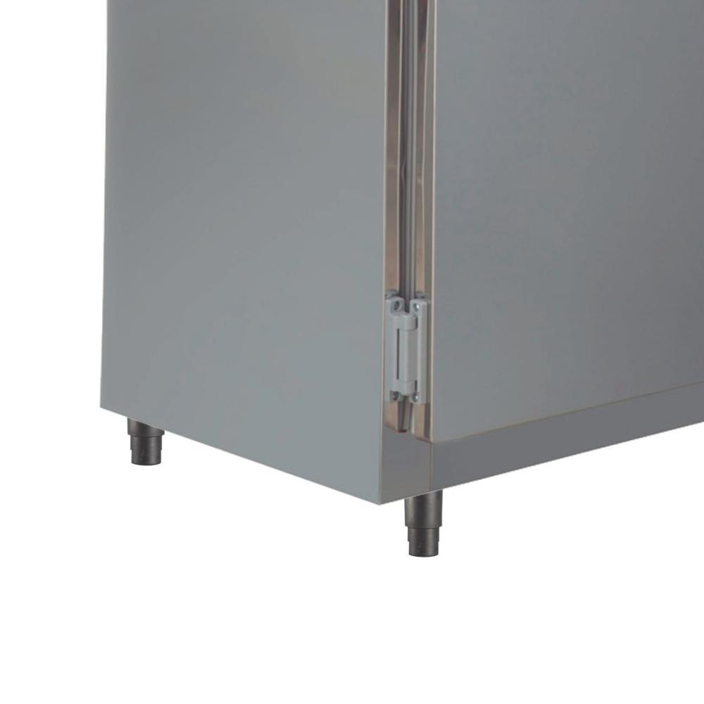 Geladeira Refrigerador Industrial Inox 4 Portas Cegas 700 Litros RF-064E Frilux  - Carmel Equipamentos