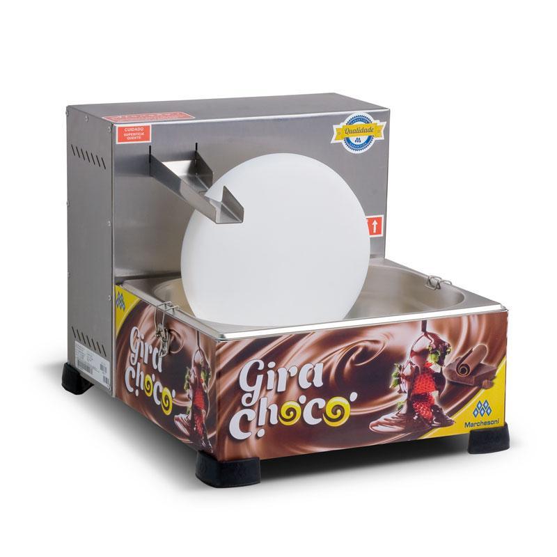 Gira Choco Derretedeira 5Kg X Marchesoni  - Carmel Equipamentos