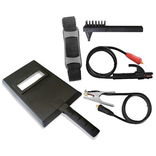 Inversora de solda com painel digital 200A para eletrodo revestido - SMI200  - Carmel Equipamentos