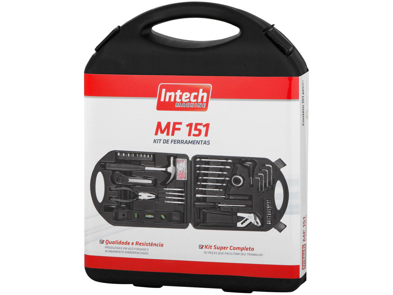 Kit Ferramenta Modelo Mf151 Intech Machine  - Carmel Equipamentos