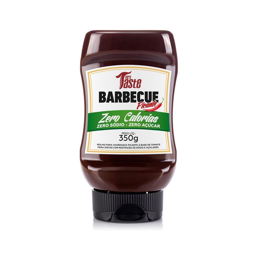 Kit Ketchup Mostarda Barbecue Zero Calorias Mrs Taste  - Carmel Equipamentos