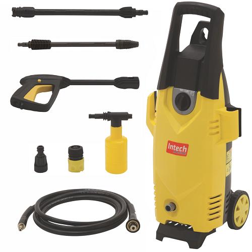Lavadora de Alta Pressão Intech Machine Arizona - 1600 Libras Mangueira 3m Desligamento Automático  - Carmel Equipamentos