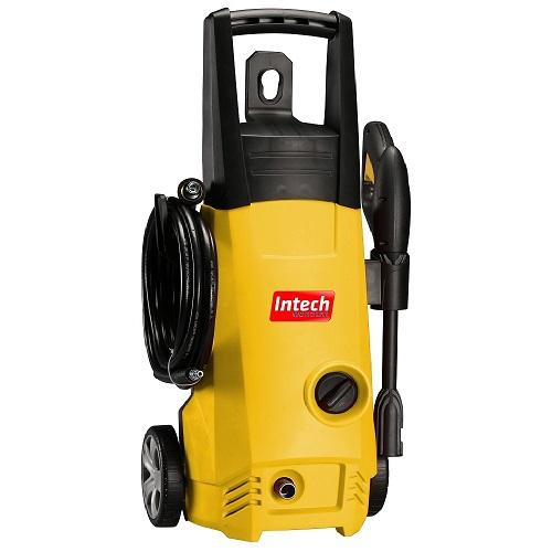Lavadora de Alta Pressão Intech Machine Montana - 1740 Libras Mangueira 5m Jato Regulável Acessórios  - Carmel Equipamentos