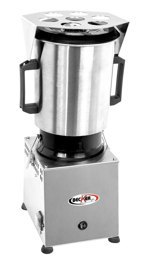 Liquidificador Cortador de Alto Rendimento Robuster 6 Litros Becker - RBT-6  - Carmel Equipamentos