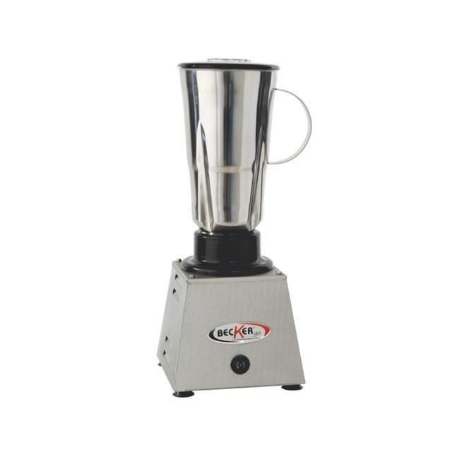 Liquidificador Ind 2 Lts Copo Inox 127 V Becker  - Carmel Equipamentos