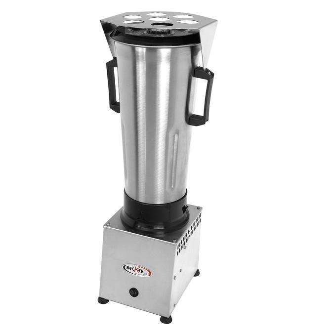 Liquidificador Ind 8 Lts Copo Inox Bivolt Lqb-8 - Becker  - Carmel Equipamentos
